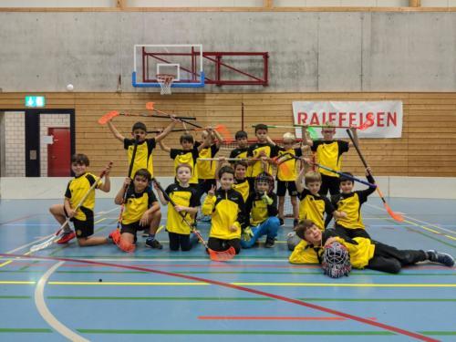 Unihockeyturnier 2019